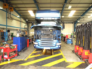 Spencer Commercial Services Limited Hgv Maintenance